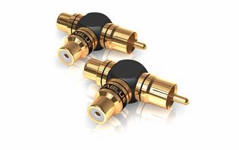 XS adapter Y  2 Pieces