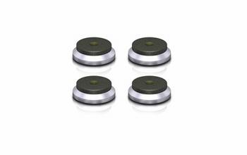 QTC replacement discs Silver  4 PIECES