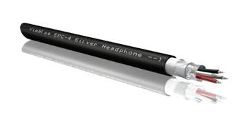 EPC-4 SILVER EARPHONE CABLE  Price Per/Meter
