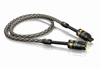 X40-SILVER POWER CABLE 500 CM